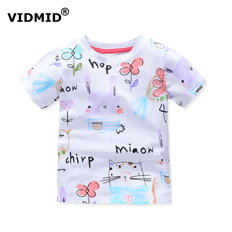 f4c022642c6 Home · Kids Clothes  VIDMID Baby Girl T-Shirt Big Girls. 33