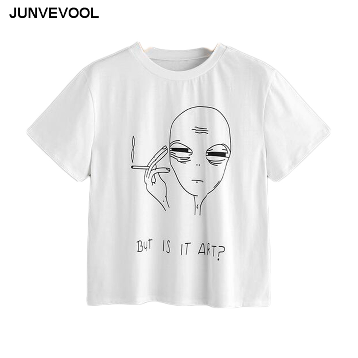 43881a5b Brief Alien T-Shirt Women - Tees and Shirts